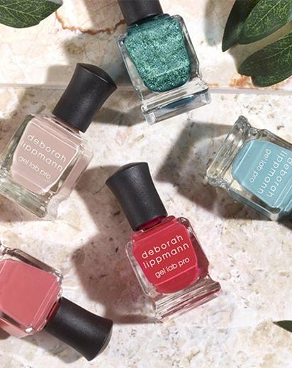 Deborah Lippmann nail polish, Vegan, 7-Free Formula (no toluene, formaldehyde)